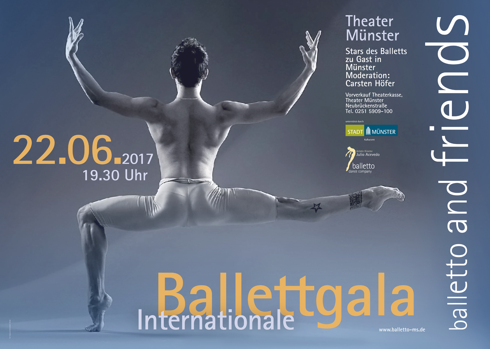 balletto and friends
